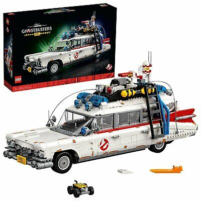 LEGO Creator Expert Ghostbusters ECTO-1 Car For Adults 10274 • 180£