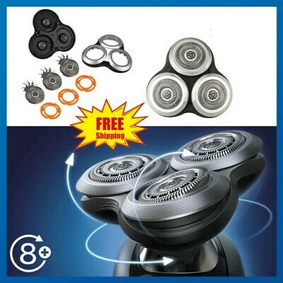AU15.99 • Buy AU Shaving Head RQ12+ Replacement For Philips Norelco RQ10 SensoTouch 3D Shaver