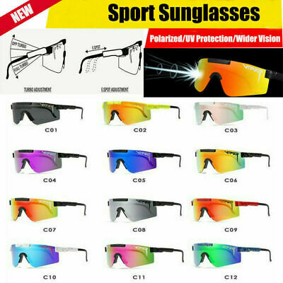 AU30.99 • Buy TR90 Cycling Original Pit Viper Sport Polarized Sunglasses For Men Women Outdoor