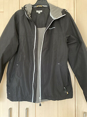 Craghoppers Size Small Aquadry Waterproof Jacket • 8.99£