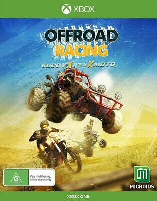 AU9.95 • Buy Offroad Racing Xbox One Xbox One Game NEW
