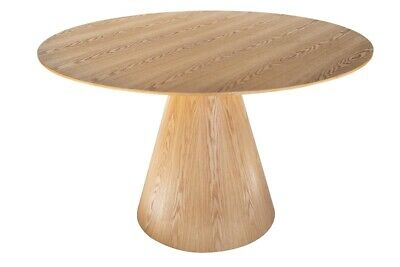 AU699 • Buy Theo Round Wood Dining Table | 120cm