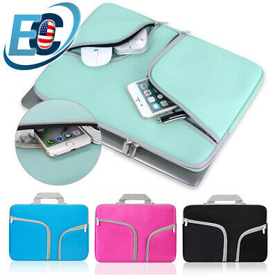 $12.99 • Buy For 2020 MacBook Air Pro 13  M1 A2337 A2338 Laptop Sleeve Case Carry Bag Cover