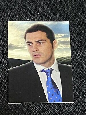 2012 Futera Unique Iker Casillas SP The Goalkeepers Ruby Parallel Card 1/295 • 1.41£
