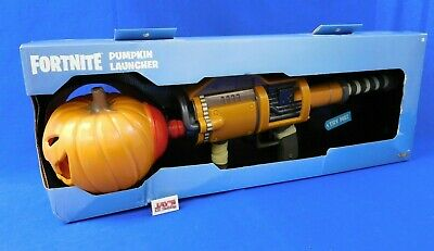 $ CDN108.82 • Buy Fortnite Pumpkin Launcher Prop W/ Lights And Sounds | Officially Licensed | NEW