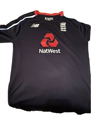 England Cricket Training Top  • 4.50£