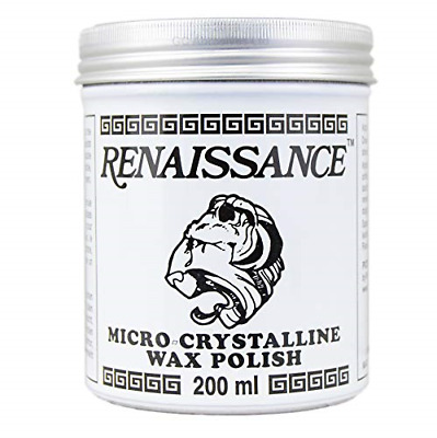 Renaissance Micro Crystalline Wax 200 Ml • 16.96£