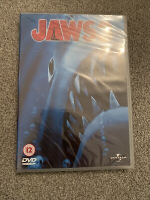 Jaws 3  Region 2 DVD  Brand New And Sealed • 7.99£