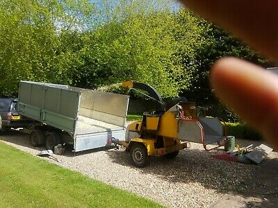 Ifor Williams Tipping Trailer With Winch, Twin Wheelbase, Stolen From Ipswich • 0.99£