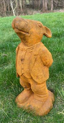 £149 • Buy Cast Iron Garden Sculpture - Wind In The Willows - Mole