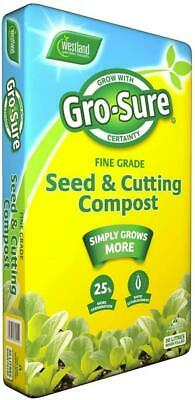 £7.99 • Buy Westland Gro-Sure Seed And Cutting Compost - 10L
