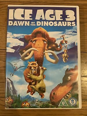 Ice Age 3 - Dawn Of The Dinosaurs (DVD) • 1.20£