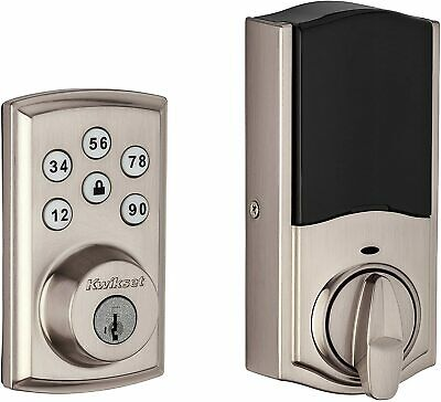 $ CDN91.14 • Buy Kwikset Z-Wave SmartCode 888 (98880-004) Single Cylinder Electronic Deadbolt New