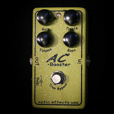Used Xotic Effects AC Booster Pedal 011921 • 65.54£