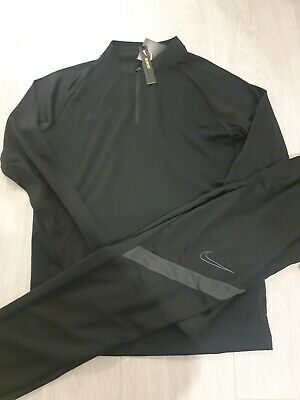Boys Nike Academy Tracktop And Pants 12-13 Years • 38£
