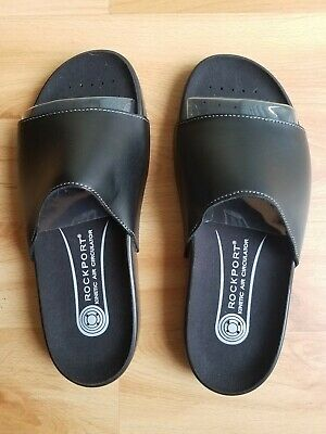 New In Box Rockport Mens Sandals Sliders Size 8 • 25.10£