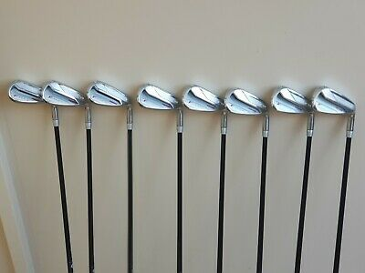 AU495 • Buy Cobra F MAX  Superlite Iron Set 5-S One Length Ladies Flex Graphite Shaft