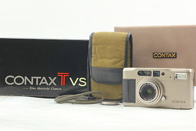 $ CDN468.30 • Buy [Near Mint +++ In Box] Contax TVS Point & Shoot 35mm Film Camera From Japan