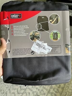 $ CDN37.81 • Buy WEBER 7105 Grill Cover For Spirit 210 Gas Grills With Storage Bag New