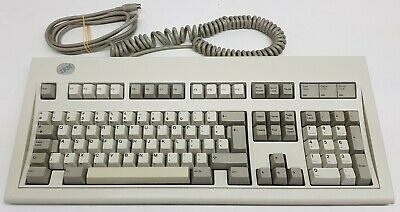 IBM Model M Keyboard 1391511 Clicky Original  Tested & Nice  PS/2 ( 1993-01-28 ) • 124.95£