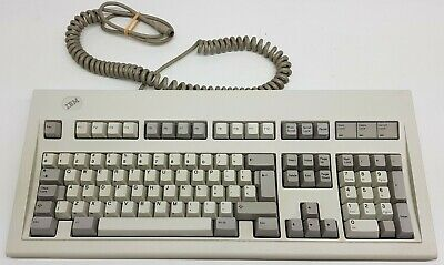 IBM Model M Keyboard 1391511 Clicky Original  Tested & Nice  PS/2 ( 1990-07-21 ) • 124.95£