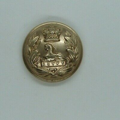 Button Lancashire Fusiliers Large Victorian QVC Hawkes & Co Ripley 234 • 0.99£