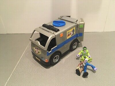 Imaginext Two Face And Riddler Van • 8.80£
