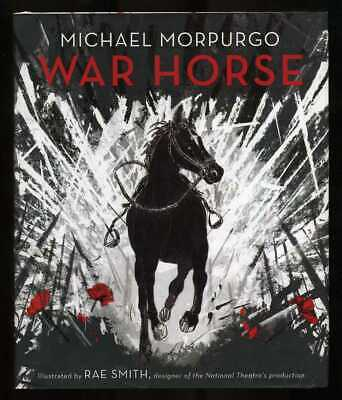 Michael Morpurgo - War Horse: Illustrated Collector's Edition; SIGNED 1st/1st • 74.95£