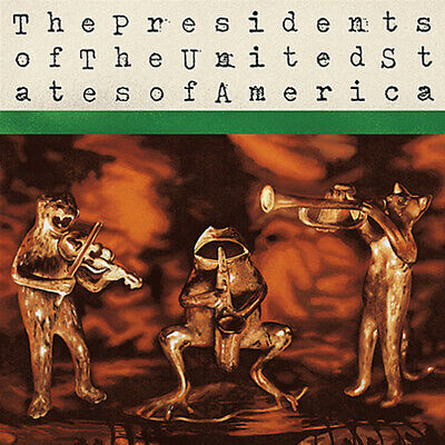 Presidents Of The United States - (160g LP Vinyl) Sealed • 49.99£