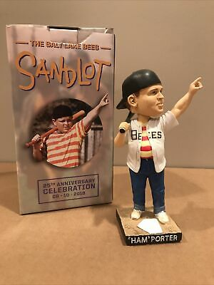 $ CDN38.05 • Buy Salt Lake Bees Ham Porter The Sandlot Bobble Bobblehead SGA