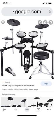 AU1000 • Buy Roland TD-4KX2 Electronic Drum Kit & Amp