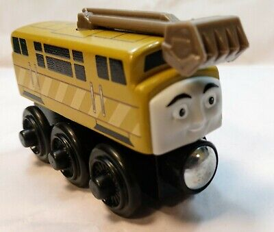 Thomas & Friends Wooden Diesel 10 GGG82 In Very Good Condition • 6.95£