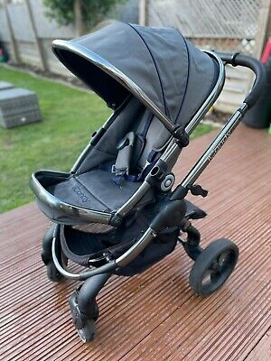 ICandy Peach 3 MOONLIGHT Pram Pushchair GREAT CONDITION • 90£