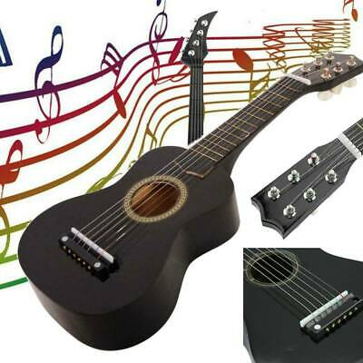 Childrens 21'' Blue Acoustic Guitar Kids Toy Musical Instrument Childs Xmas Gift • 13.98£