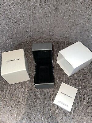 $ CDN8.82 • Buy Genuine Original Emporio Armani Empty Watch Box
