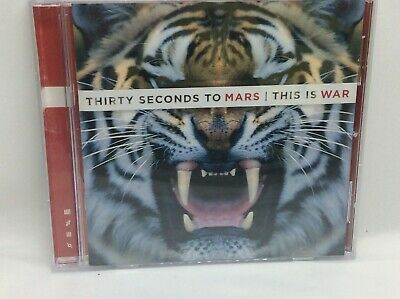 £3.99 • Buy 30 Seconds To Mars This Is War CD - (2009)