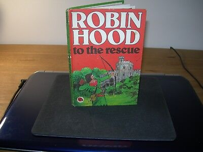 Ladybird Book - Robin Hood To The Rescue - Series 740 - Desmond Dunkerley - 40p  • 3.99£