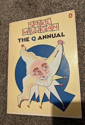 Spike Milligan The Q Annual • 1.40£