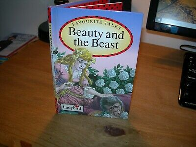 Ladybird Book - Favourite Tales - Beauty And The Beast.-  Good/Very Good Cond - • 3.99£