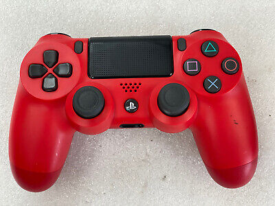 AU45 • Buy V2 Sony PlayStation 4 Wireless  Magma Red Controller PS4 DualShock 4 GENUINE!