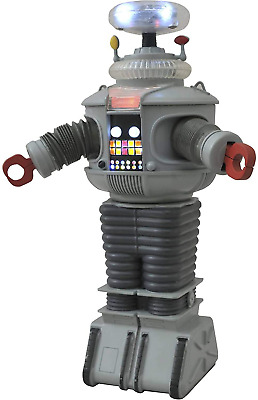 $ CDN90.35 • Buy Electronic Lights And Sounds B9 Robot Figure Multi Colored 10 Inches NEW