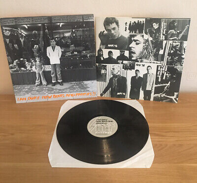 Ian Dury  'New Boots And Panties!!' 1977 Vinyl LP SEEZ (Owned From New) • 10£