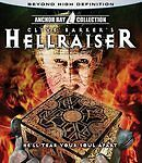 HELLRAISER Blu-ray ANCHOR BAY COLLECTION - Clive Barker - Beyond High Defintion • 12.29£