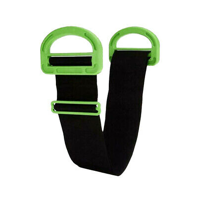 AU14.93 • Buy Lifting Moving Strap Furniture Carrying Belt Heavy Moving Rope W/Bulky Handle JN