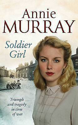 Soldier Girl By Annie Murray (Paperback, 2009) • 2.50£