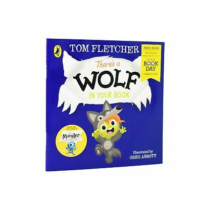 £2.99 • Buy There's A Wolf In Your WBD 2021 Children Book Paperback By Tom Fletcher
