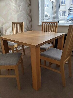 Ikea Dining Table And Chairs • 150£