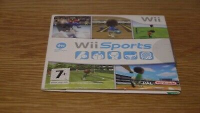 Wii Sports Vgc Cardboard Sleeve A Little Damaged  • 5.50£