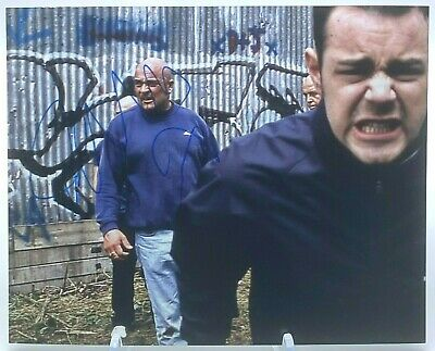 £45 • Buy Danny Dyer Football Factory Signed 10x8 Photo AFTAL OnlineCOA
