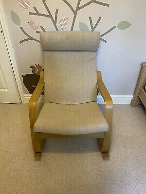 Ikea Poang Rocking Chair - Excellent Condition • 65£